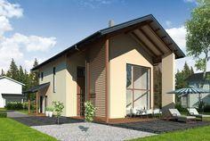 Sisätilojen ajatonta luksusta – Ilkka: 127 m², 3 makuuhuonetta, 2-kerroksinen omakotitalo