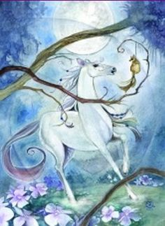 moonsprite bella sara image - Google Search I own this original and it brings me happiness everyday.