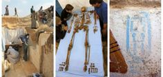Tomb of an Unknown Pharaoh and a Forgotten Dynasty Discovered in Egypt