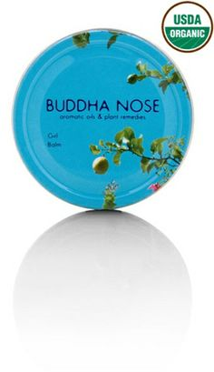 love all buddha nose balms, but this one the best.