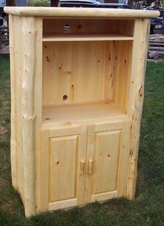 This would make wonderful storage for cozy quilts.