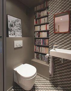 Aménagement toilettes design