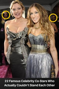 Kim Cattrall wants to make it very clear how she feels about Sarah Jessica Parker at this time. The former Sex and the City actress, who played Samantha Jones Sarah Jessica Parker, Kristin Davis, Kim Cattrall, Samantha Jones, Mtv, Famous Celebrities, Celebs, Strapless Dress Formal, Formal Dresses