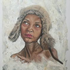 Hunting Hat, Art For Sale, A3, Game Of Thrones Characters, Portrait, Painting, Fictional Characters, Instagram, Idea Paint