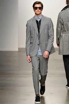 A look from the Ovadia & Sons Spring 2015 RTW collection.