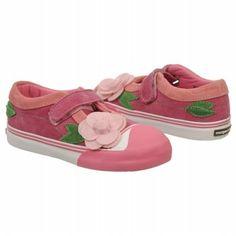 Morgan & Milo Roxy MJ Tod/Pre Shoes (Azalea Pink) - Kids' Shoes - 11.5 M