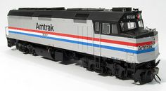 RAPIDO 80544 HO SCALE F40PH Amtrak Phase III #223 with DC/DCC/SOUND INSTALLED   Toys & Hobbies, Model Railroads & Trains, HO Scale   eBay!