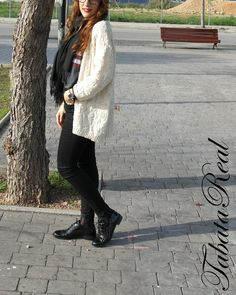 TabataReal: Outfit OXFORD STYLE