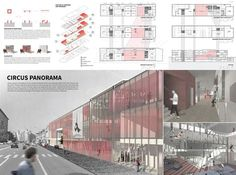 [AC-CA] International Architectural Competition - Concours d'Architecture | [MOSCOW] Circus School