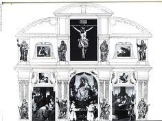 #Zurbarán's Jerez Altarpiece Reconstructed Liedtke, Walter (Mar 1, 1988) 153-162. The present author's reconstruction of the great altarpiece at the monastery of Nuestra Señora de la Defension, Jerez de la Frontera (c. 1636-40; dismantled c. 1835). H. about 15m.