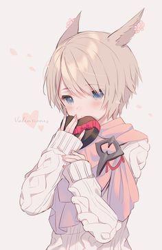 Tagged with cute, art, cool, anime, digital art; Anime Neko, Kawaii Anime Girl, Pet Anime, Manga Kawaii, Loli Kawaii, Anime Animals, Anime Girl Cute, Anime Boys, Manga Anime