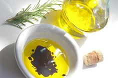 Dipping Oils and Vinegars:  How to Safely Prepare Homemade Infused Mixes.