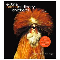chick-ans!!!!!! Chickens unite!!!     Actually this is quite a cool book with some very astounding looking birds!