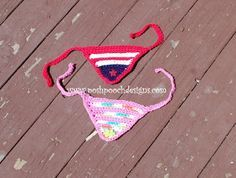 Posh Pooch Designs Dog Clothes: Dog Flag Bandanna Crochet Pattern