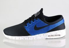 Nike SB Stefan Janoski Max – Black – Photo Blue