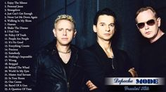 Depeche Mode's Greatest Hits | The Best Of Depeche Mode. 2.5 hours of music.........