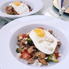 Recipes // Tuna fried rice