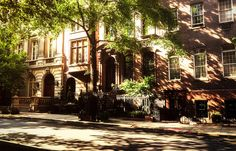 New York City Townhouses in Murray Hill by Vivienne Gucwa | Flickr - Photo Sharing!