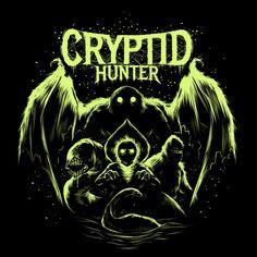 Cryptid Hunter by Fishmas.deviantart.com on @DeviantArt