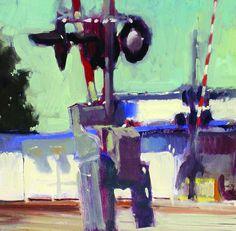 Urban Paintings -R Sexton