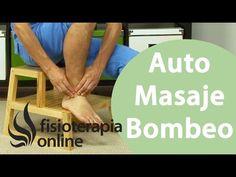 Auto- masaje de bombeo de tobillo para esguinces y torceduras recientes. | Fisioterapia Online
