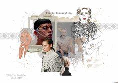 Womenswear — Northumbria Fashion Mise En Page Portfolio Mode, Fashion Portfolio Layout, Portfolio Design, A Level Art Sketchbook, Sketchbook Layout, Fashion Sketchbook, Mind Map Art, Conceptual Sketches, Model Sketch