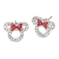 Like I need more Disney earrings.