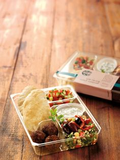 Fruition London: Starbucks Falafel Bistro box
