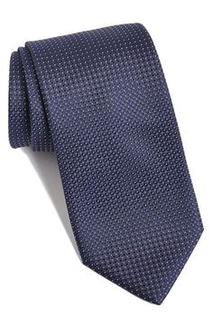Free shipping and returns on BOSS Dot Silk Tie at Nordstrom.com. A tonal dot grid adds a bit of texture to a sleek Italian tie cut from pure silk.