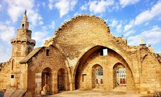 Just 12 kilometers from Ashkelon, Gaza is an ancient Philistine territory and the gateway to Egypt; it was the perfume and incense route from the Gaza port to Petra: http://www.wysinfo.com/Perfume/Some_perfume_route_stations.htm - Its historic sites are currently being neglected, looted, & demolished.