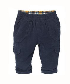 Bought! Blue Cord Trousers