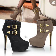 #Enero: #Moda #Zapatos
