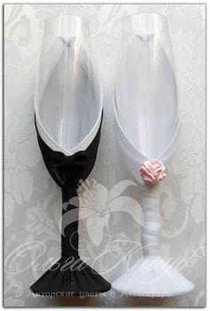 Verres mariage, Swarovski Crystal, flûtes à champagne, mariée mariage dentelle et marié lunettes, verres de mariage personnalisé, corentin personnalisée