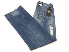 Rock & Republic Neil Stone Cold 30x32 Straight Leg Blue Cotton Jeans NEW NWT #RockRepublic #ClassicStraightLeg
