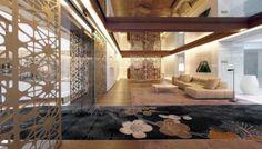 interior by patricia urquiola
