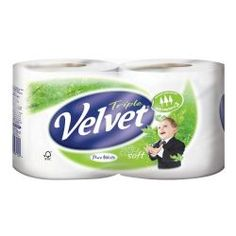Triple Velvet Paper Products, Package Design, Packaging, Velvet, Personal Care, Cleaning, Packaging Design, Personal Hygiene, Home Cleaning