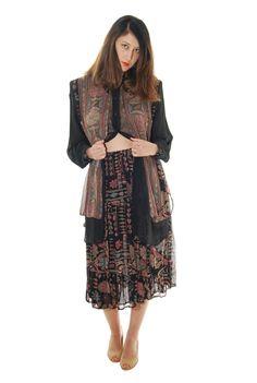 A personal favorite from my Etsy shop https://www.etsy.com/il-en/listing/458971596/womens-dresses-vintage-suit-1960-dress