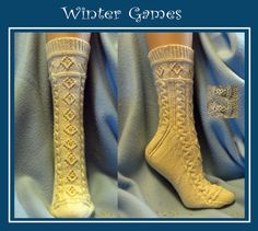 Winter-Games-combined by jardinrouge