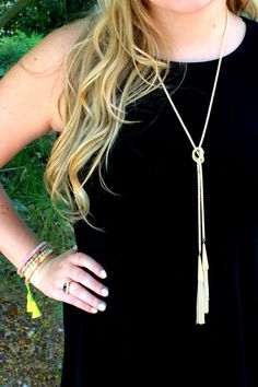 Kendra Scott Phara Necklace - 6 WAYS to wear 1 necklace!!! bracelets - Lily & Laura