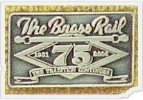 The Brass Rail Restaurant, Allentown PA