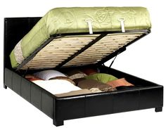 Storage Bed: Who doesn't need a little extra storage?