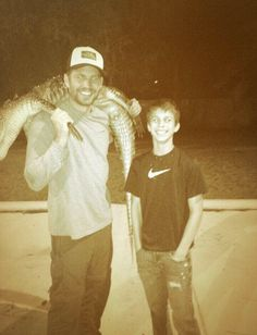 Paul snagged himself a gator  -- New Orleans