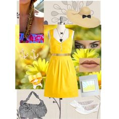 """Going Out With My Peeps :)"" by shaelynn-1 on Polyvore"