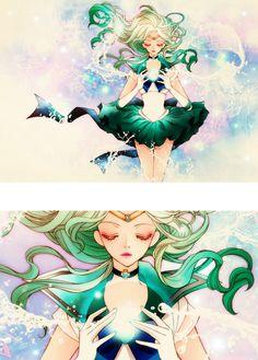 Sailor Neptune セーラーネプチューン by sizh on pixiv
