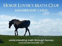 Horse Lover's Math as a way to Bring in Income Relating to Horses