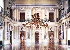 Palazzo Corsini: sede della biennale dell'antiquariato a Firenze