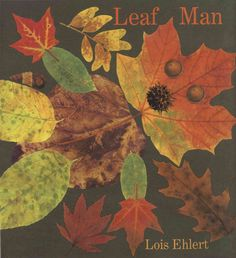 In the Fall Books post I recently did, I mentioned the book Leaf Man by Lois Ehlert. Leaf Man shows many pictures of different leaf creati. Fall Art Projects, Projects For Kids, Leaf Projects, School Projects, Autumn Art, Autumn Leaves, Autumn Ideas, Autumn Theme, How To Preserve Leaves