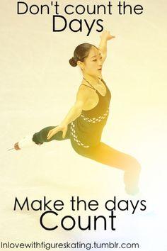 Inspirational Figure Skating Quotes collected by Sk8 Gr8 Designs. Want an inspirational figure skating dress? Visit www.sk8gr8designs.com