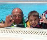 me and Antonis years ago. Scuba Diving, Island, Diving, Block Island, Islands, Snorkeling
