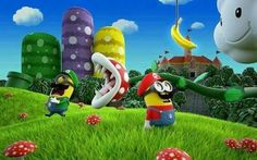 Mario minions